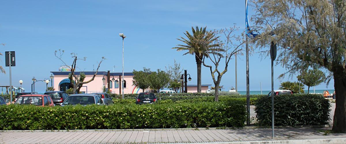 Capri, Ferienhaus in Giulianova Lido