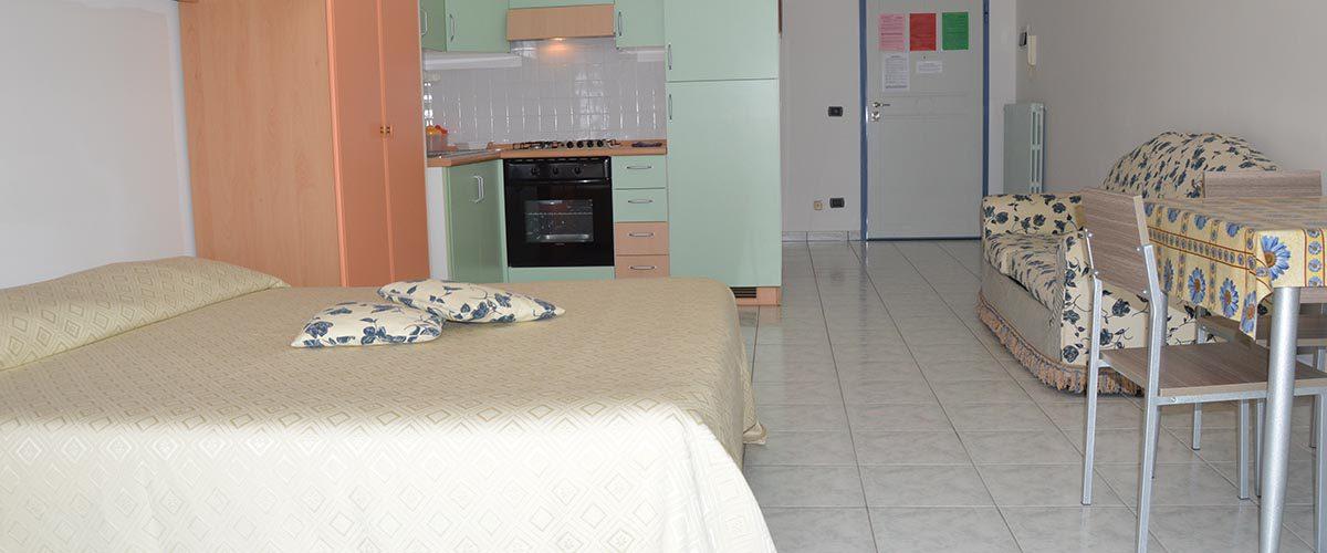 Appartamento Vacanze Mono Rosburgo 2 Roseto degli Abruzzi 4