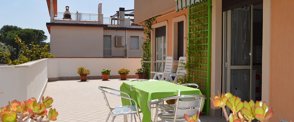 Casa Vacanza Rotonda 8