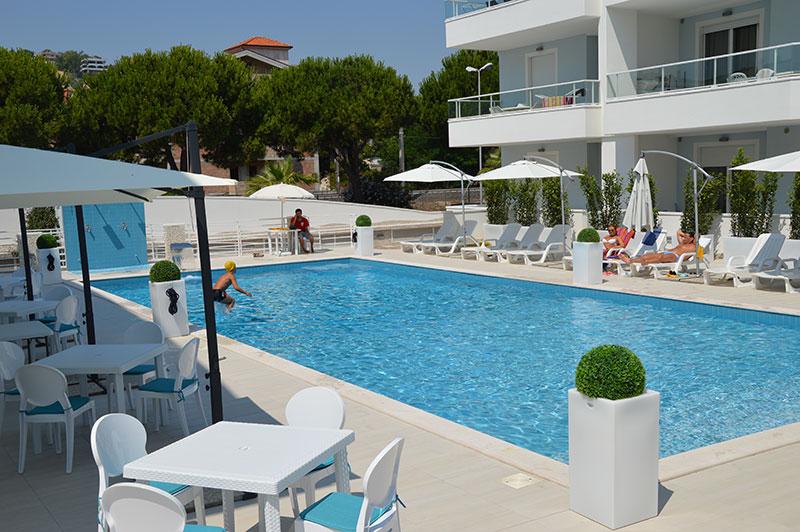 Residenz Blue Bay Resort Dreizimmer-Wohnung