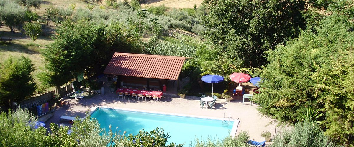 Villa in campagna Villa Green Hill Notaresco