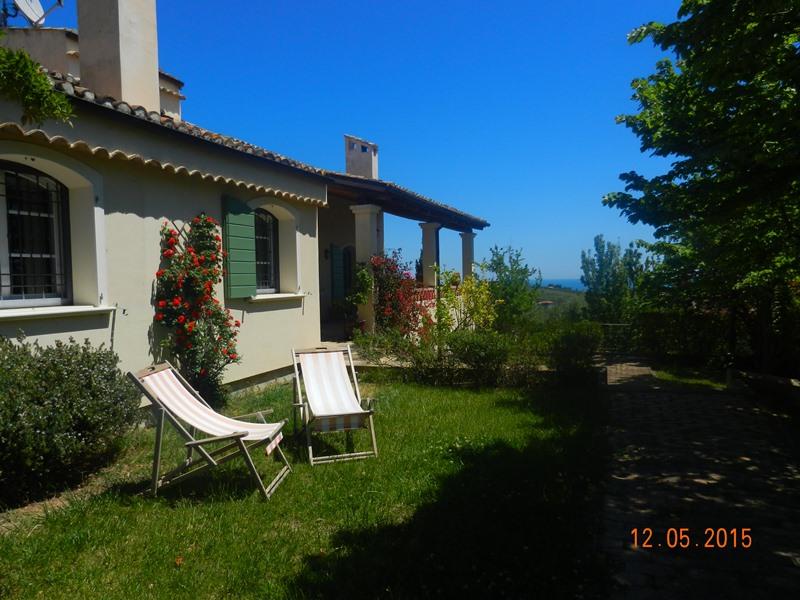 Casale Vista Alegre, Villa auf dem Land in Giulianova