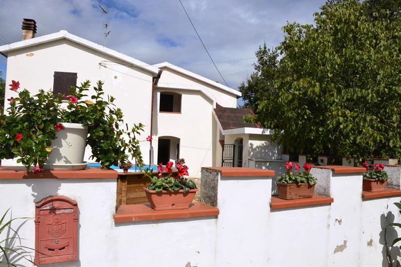 Le Querce, eine Villa auf dem Land in Cellino Attanasio