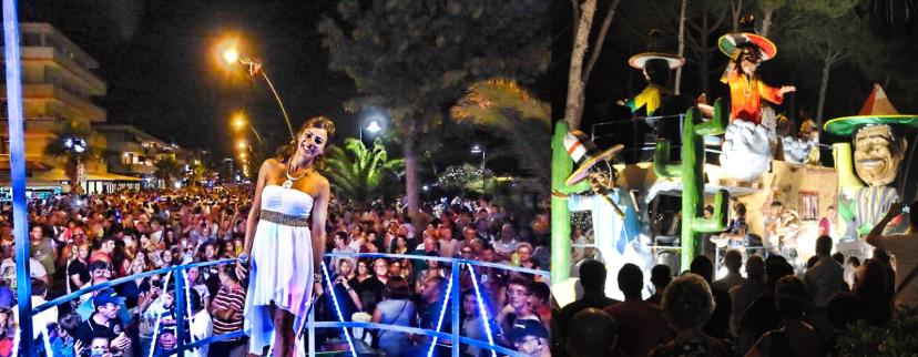 Carnevale Estivo di Alba Adriatica 2016 |Eventi 2016 Alba Adriatica | Eventi Abruzzo