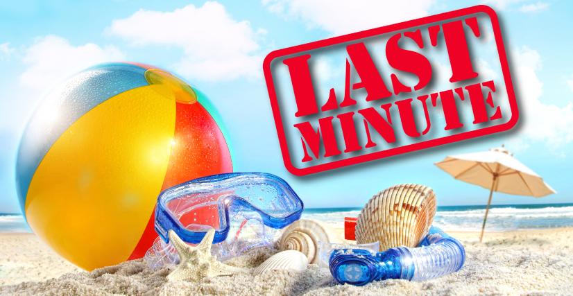 Offerte Last Minute per Vacanze al Mare