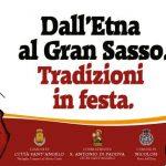 L'evento dall'Etna al Gran Sasso a Città Sant'Angelo