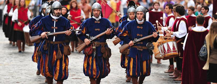 Mastrogiurato settimana medievale Lanciano