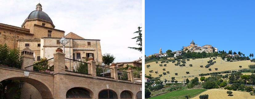 Montepagano Borgo DiVino Wine Show Abruzzo