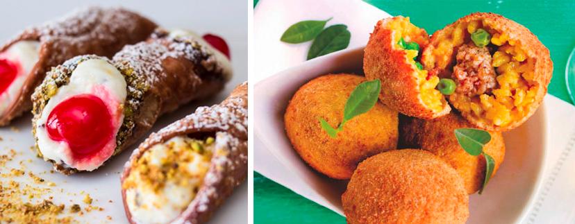 Dall'Etna al Gran Sasso a Città Sant'Angelo e la sua tradizione culinaria