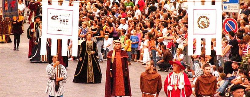 Settimana Medievale Lanciano Il Mastrogiurato