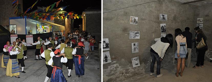 Attività durante la Scorrano in Sagra