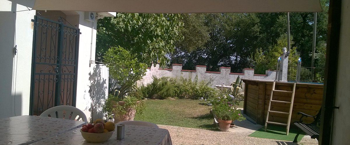 Villa in campagna Casale Le Querce Cellino Attanasio 1