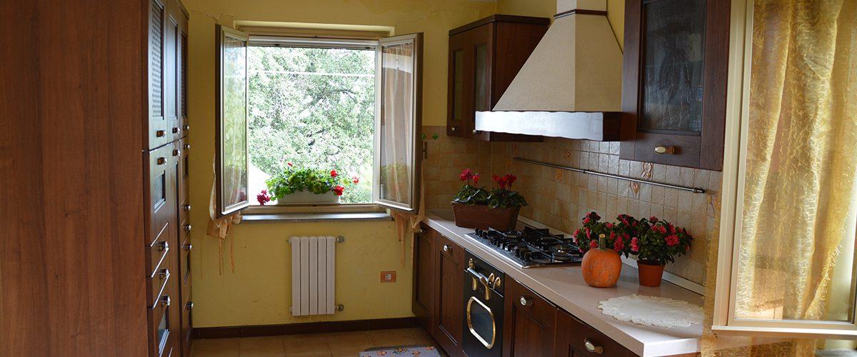 Villa in campagna Casale Le Querce Cellino Attanasio 2