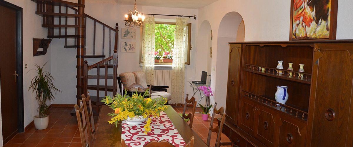 Villa in campagna Casale Le Querce Cellino Attanasio 3