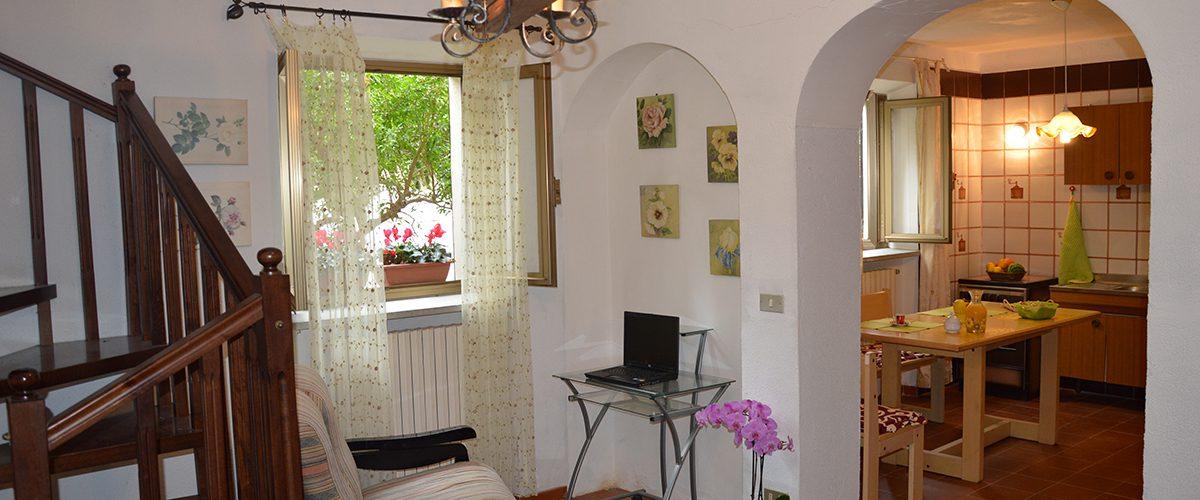 Villa in campagna Casale Le Querce Cellino Attanasio 5