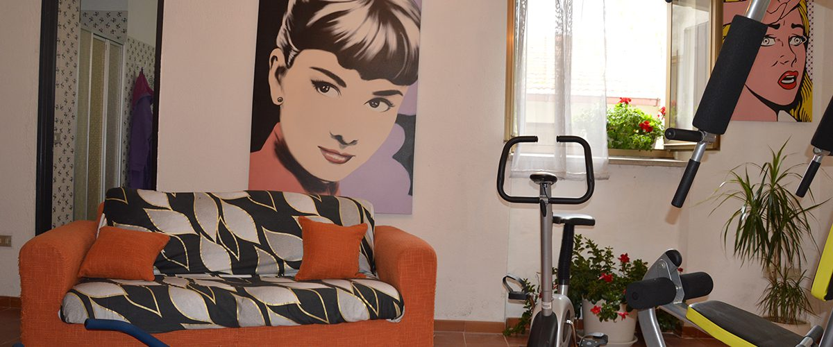 Villa in campagna Casale Le Querce Cellino Attanasio 7