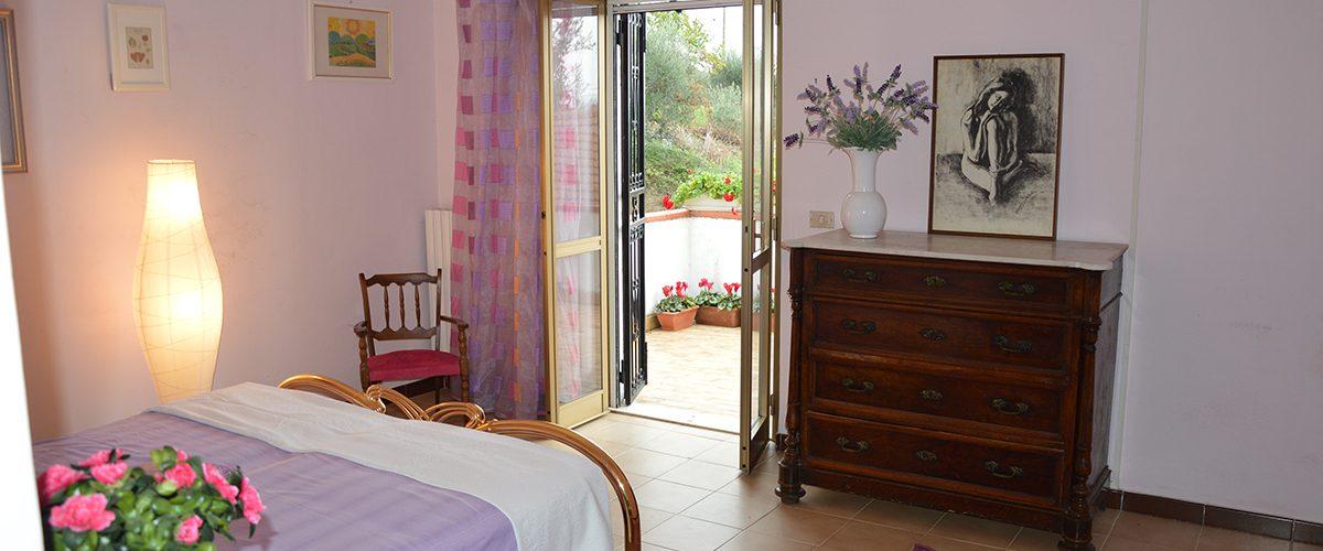Villa in campagna Casale Le Querce Cellino Attanasio 9