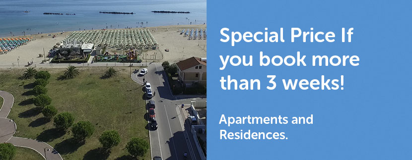 personalized price | apartments residences roseto degli abruzzi