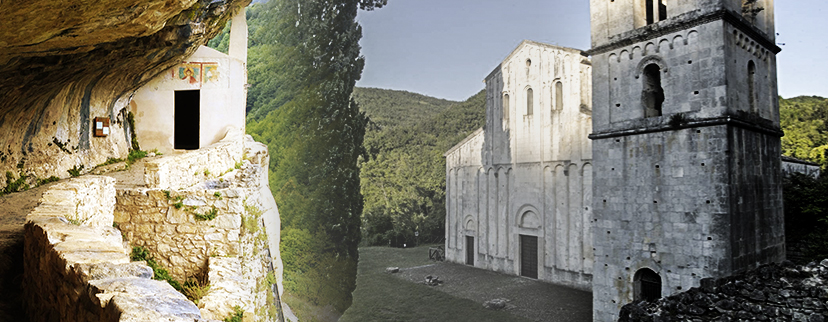 Eremi d'Abruzzo e luoghi di culto