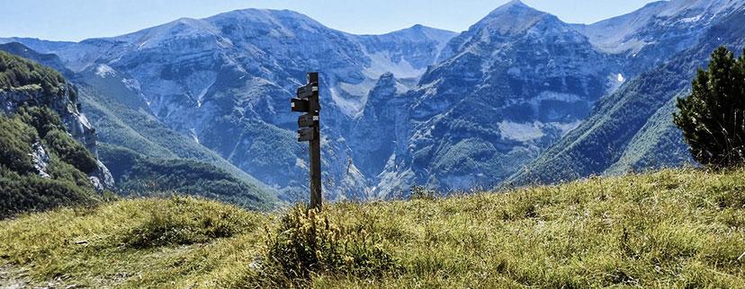 itinerario | majella | parco nazionale