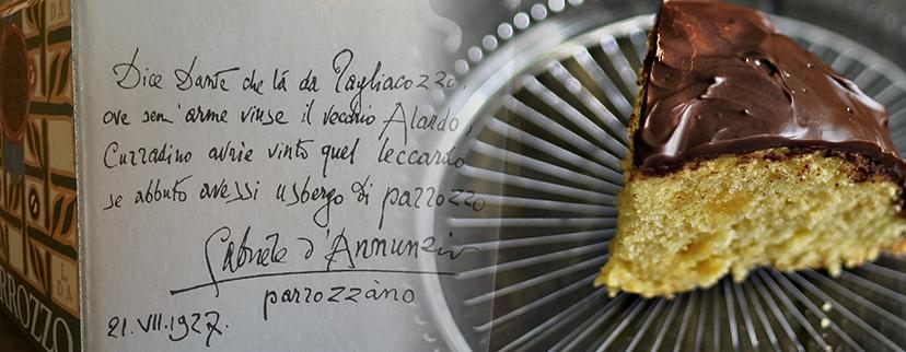 Dolci abruzzesi | Parrozzo | Pan Ducale