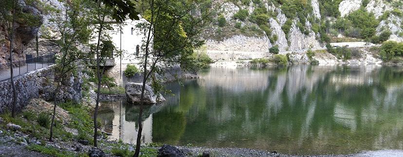 Gole del Sagittario | Riserva naturale d'Abruzzo