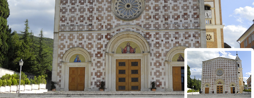 Sacro Volto | Velo della Veronica | Volto Santo di Manoppello