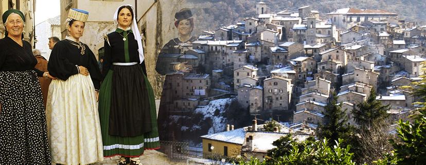 tradizioni popolari scanno | cultura abruzzese