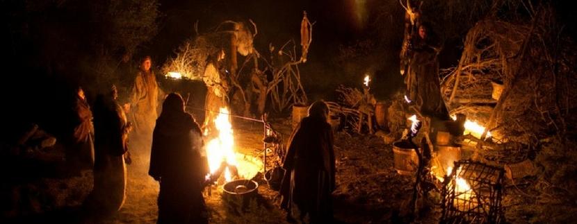 La notte delle streghe   castel del monte abruzzo