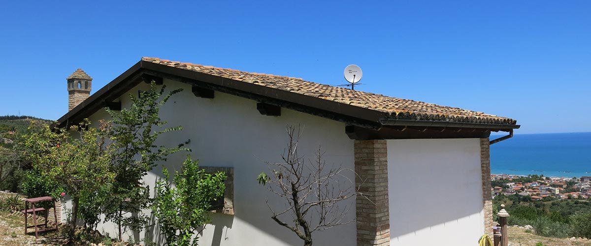 Villino in campagna Cascina Netta Roseto degli Abruzzi 1