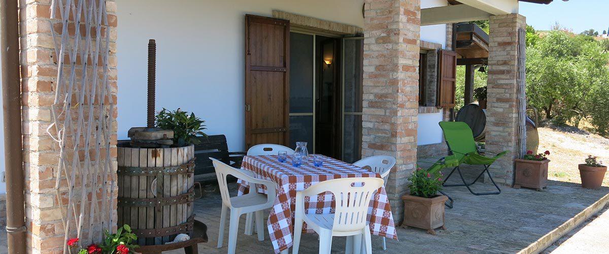 Villino in campagna Cascina Netta Roseto degli Abruzzi 10