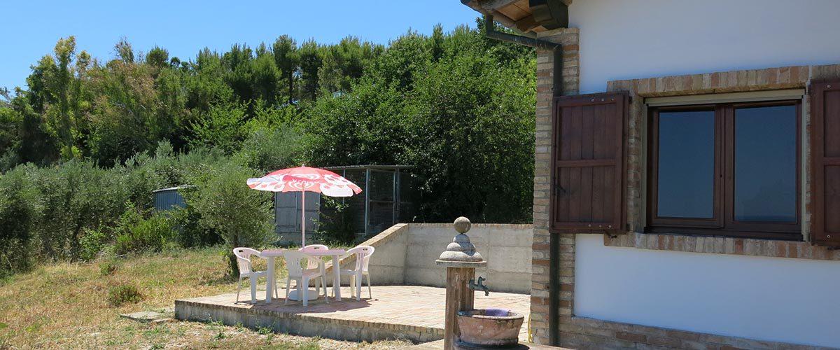 Villino in campagna Cascina Netta Roseto degli Abruzzi 3
