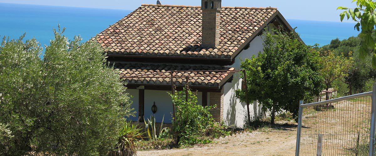 Villino in campagna Cascina Netta Roseto degli Abruzzi 4