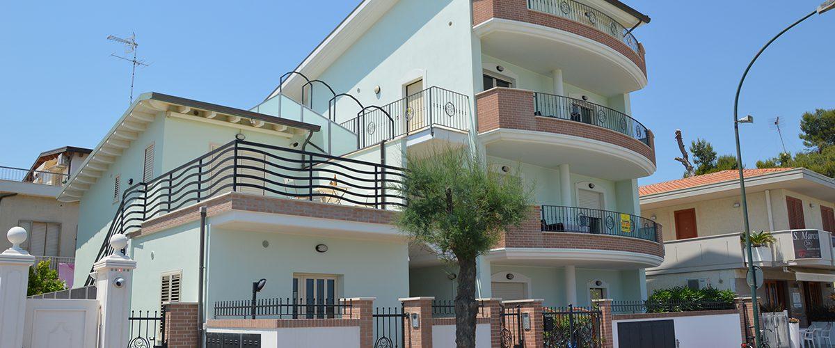 Appartamento Vacanze Villetta Brocco Piano Terra Roseto degli Abruzzi 11