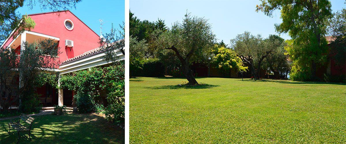 Villa in campagna Villa Casa Vidal Roseto degli Abruzzi