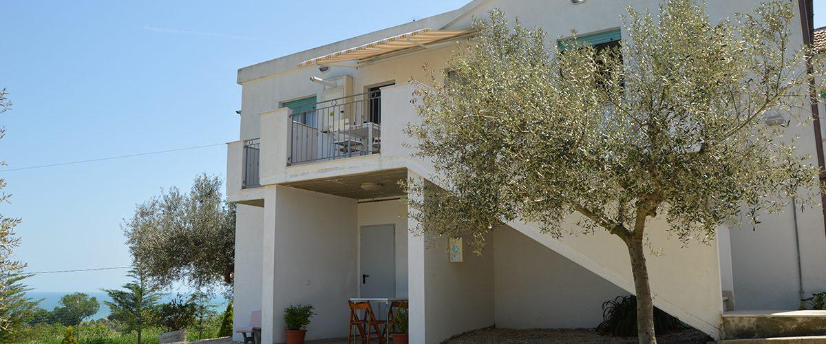 Villa in campagna Villino Parco del Cerrano Pineto