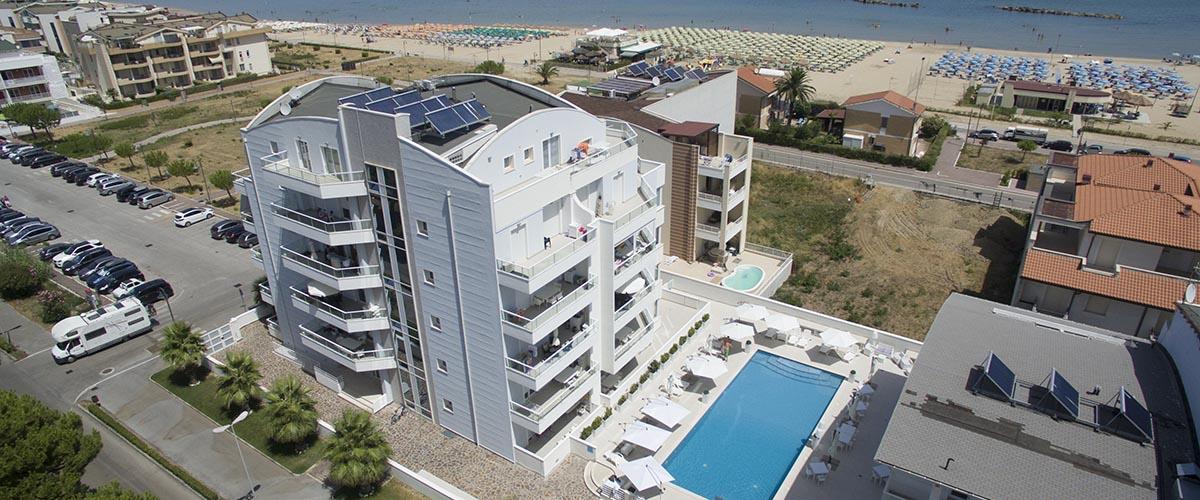 Residence Blue Bay Resort Trilocali