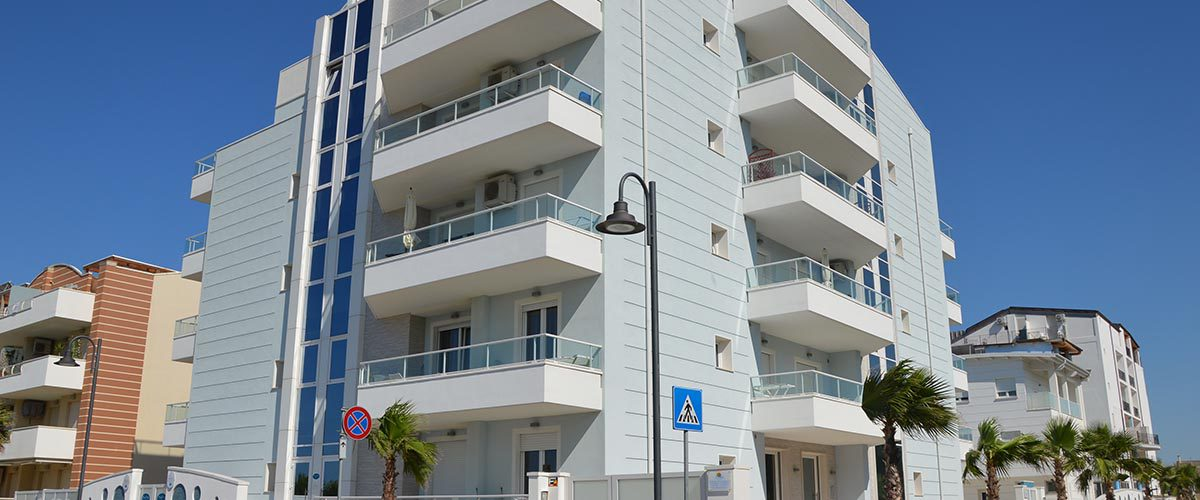 Residence Vacanze Blue Bay Resort Roseto degli Abruzzi 1