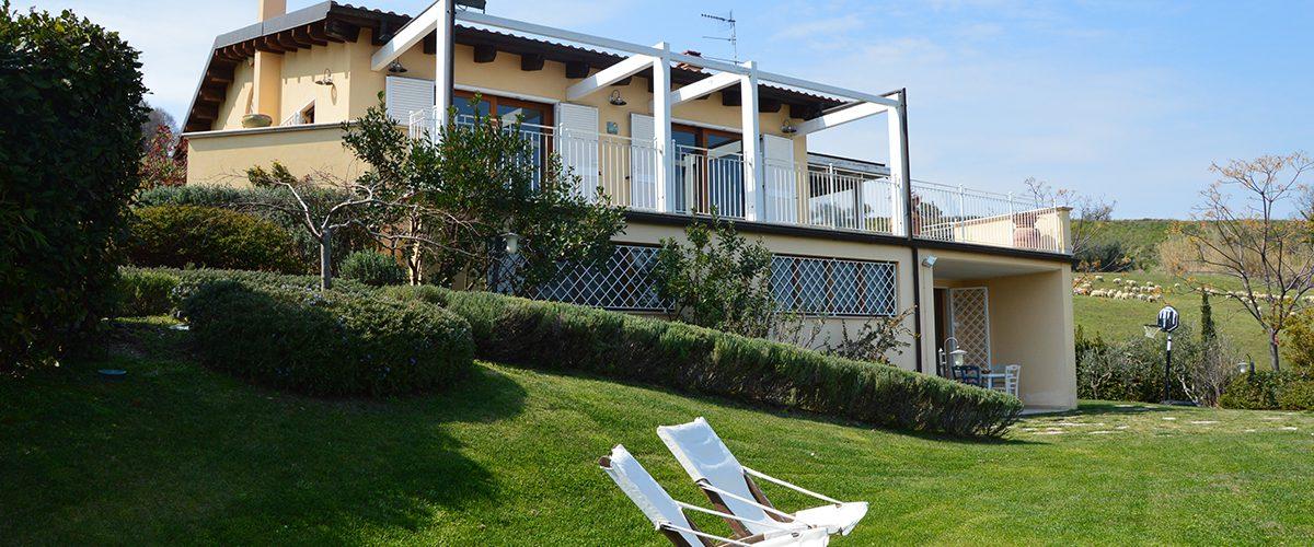 Casa campagna Villa Belsito Roseto degli Abruzzi 20