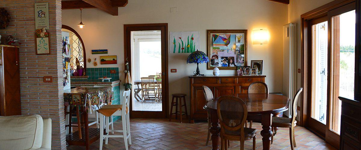 Casa di campagna Villa Belsito Roseto degli Abruzzi 2