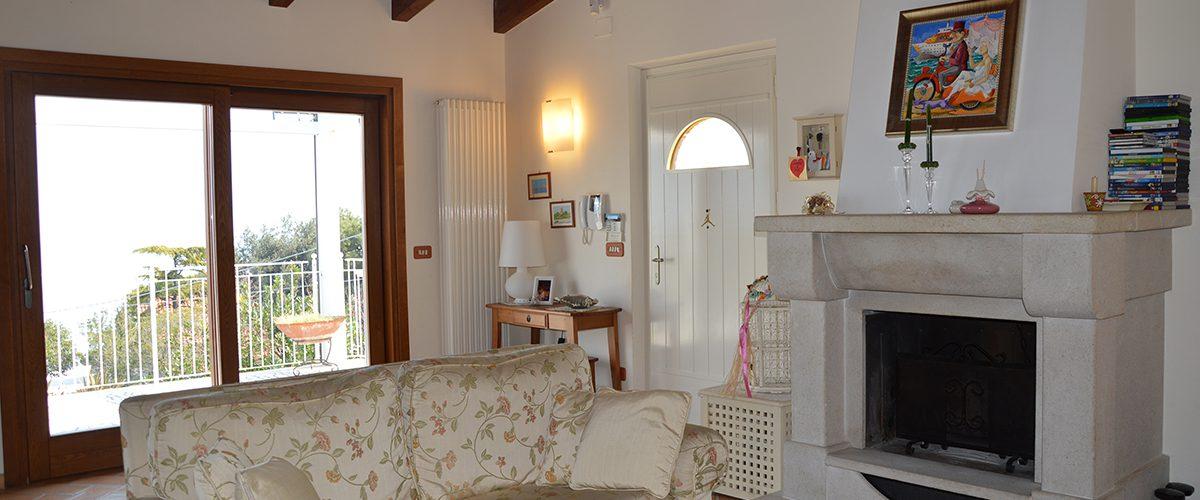 Casa di campagna Villa Belsito Roseto degli Abruzzi 5