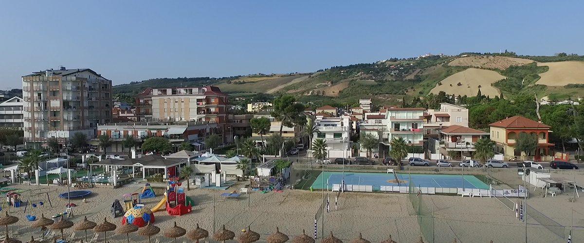 Appartamento Vacanze Villetta Brocco Secondo Piano Roseto degli Abruzzi 14
