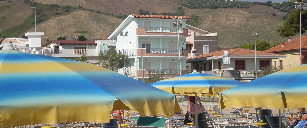 Villetta Brocco Ferienwohnung in Roseto degli Abruzzi – Erster Stock